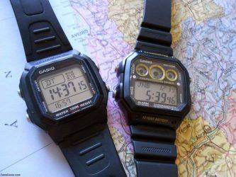 Relojes Casio para hombres