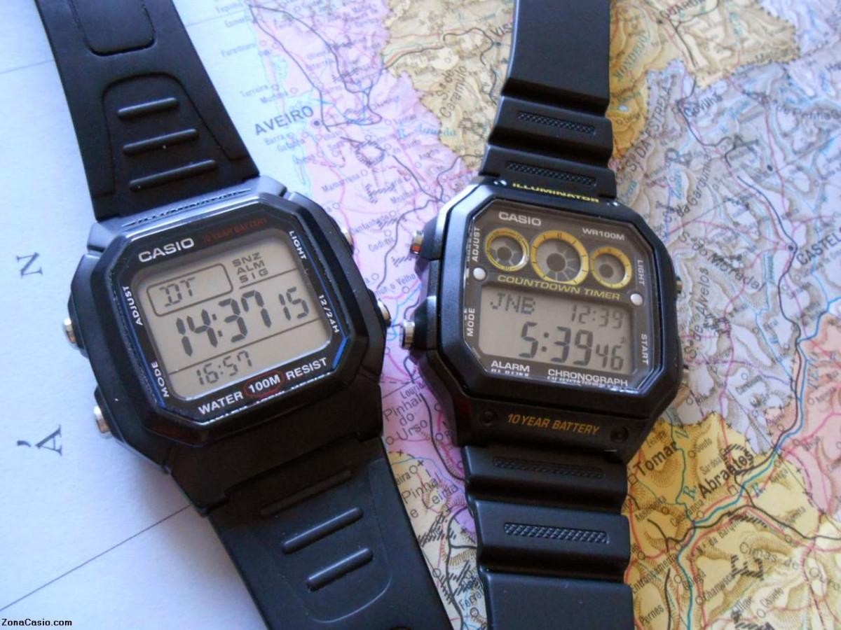 dba49eb58098 Los relojes Casio los puedes encontrar tanto en formato digital como en  formato analógico. Es verdad que los más comunes son los digitales