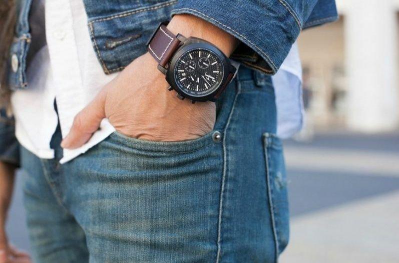 Los 10 mejores relojes grandes de hombre