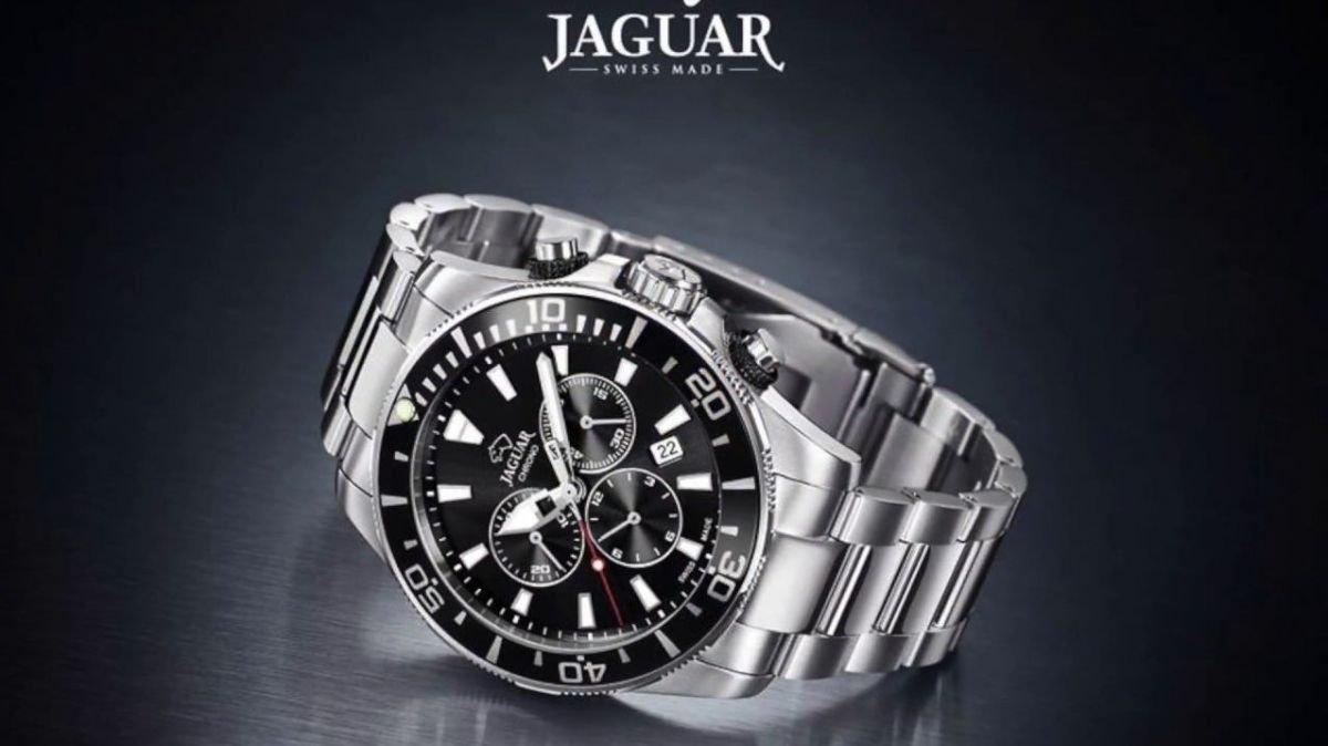Los 10 mejores relojes Jaguar para hombres