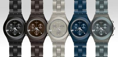 Relojes Swatch para niños