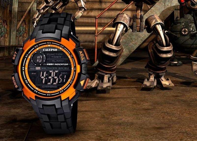 Los 8 mejores relojes Calypso hombre