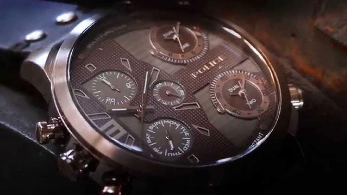 Los 9 mejores relojes Police para hombre