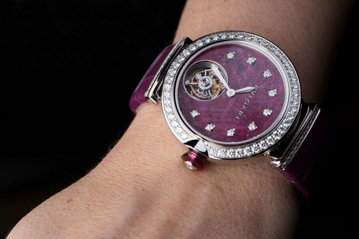 Los mejores relojes Bulgari de mujer