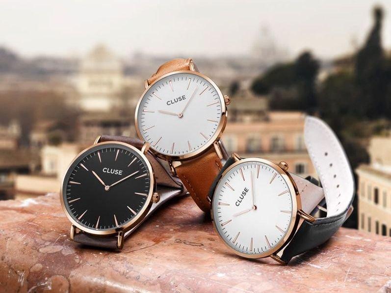Los mejores relojes Cluse de mujer