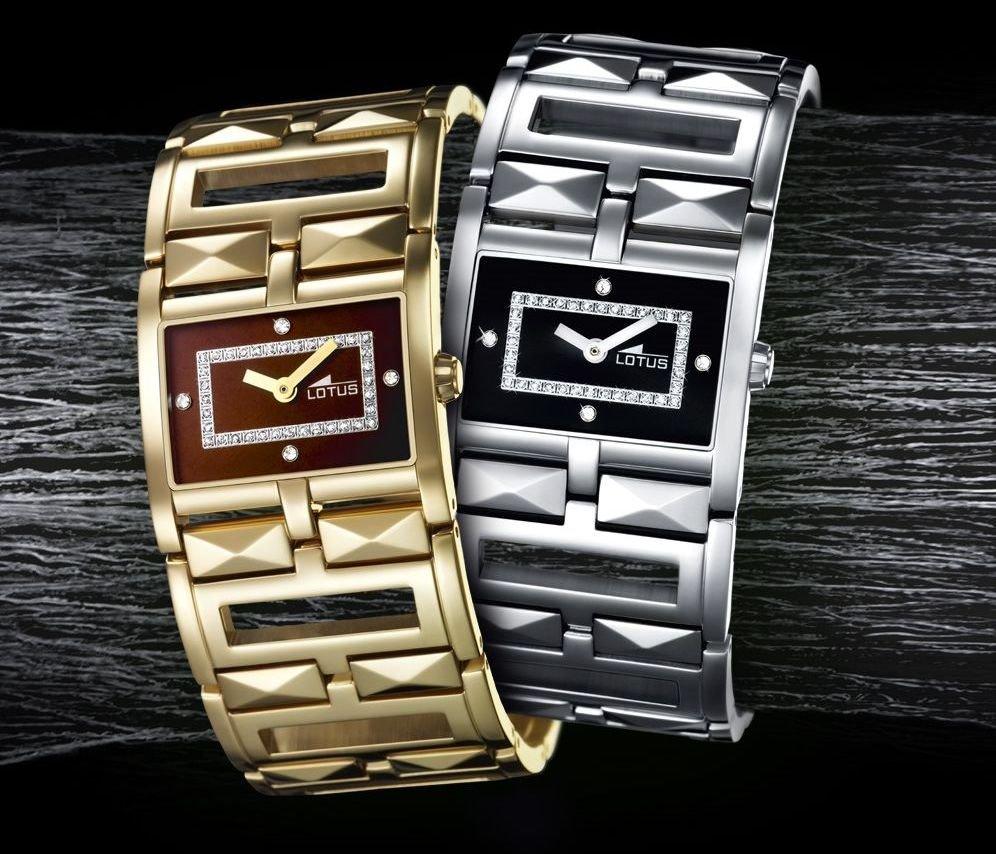 Los mejores relojes Lotus de mujer