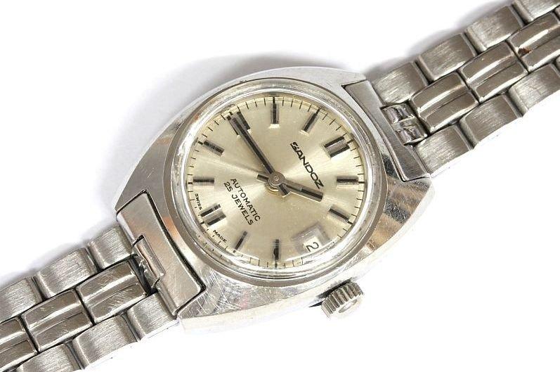 Los mejores relojes Sandoz mujer