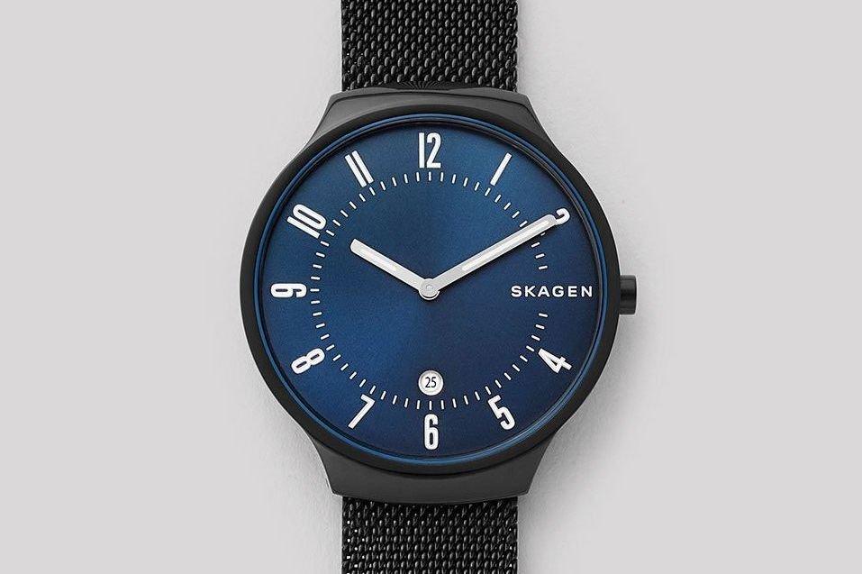 Los mejores relojes Skagen hombre