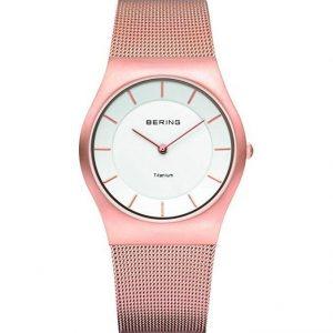 Reloj Bering de mujer rosa