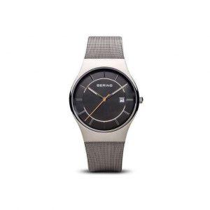 Reloj Bering para hombre de acero inoxidable