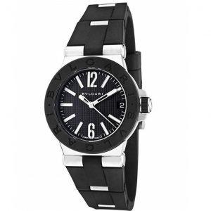 Reloj Bulgari mujer negro
