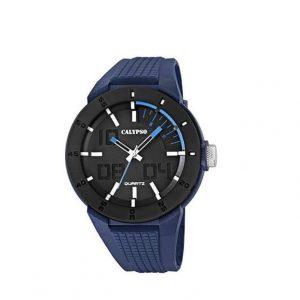Reloj Calypso de hombre con correa de plástico