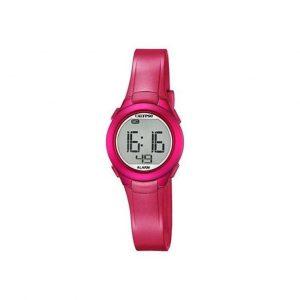 Reloj Calypso de mujer rosa