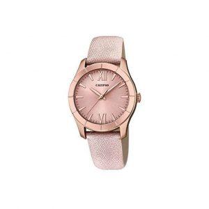 Reloj Calypso para mujer con correa de cuero
