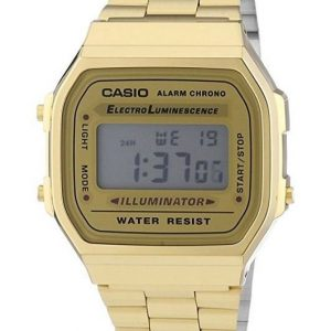 Reloj Casio para hombre color oro