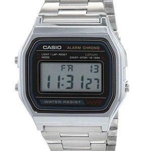 Reloj Casio para hombre con correa de acero inoxidable