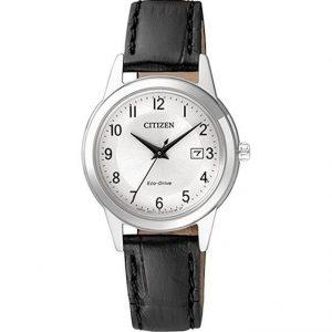Reloj Citizen mujer piel