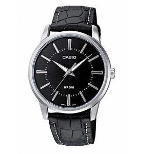 Reloj clásico hombre elegante