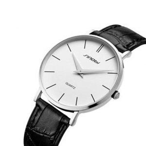 Reloj clásico hombre minimalista