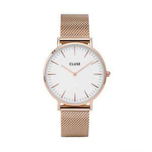 Reloj Cluse de mujer acero dorado