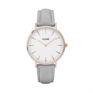 Reloj Cluse de mujer gris