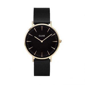 Reloj Cluse de mujer negro