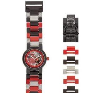 Reloj de comunión de niña Lego