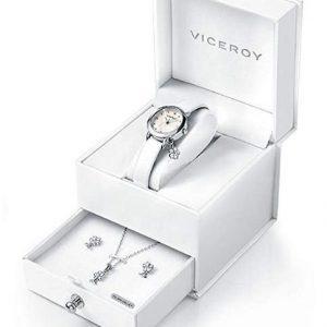 Reloj de comunión de niña Viceroy de plata de ley