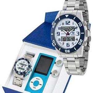 Reloj de niño para comunión de acero inoxidable