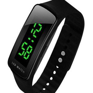 Reloj digital para niños con forma de pulsera