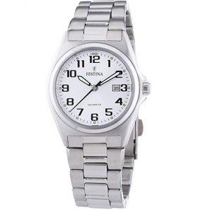 Reloj Festina mujer plata