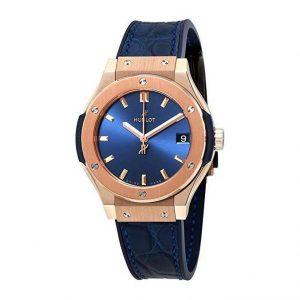 Reloj Hublot de mujer azul