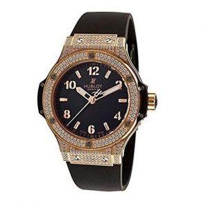 Reloj Hublot de mujer diamante