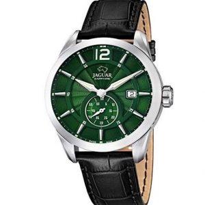 Reloj Jaguar para hombre con correa de piel