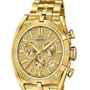 Reloj Jaguar para hombre edición de acero