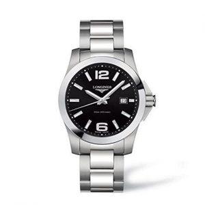 Reloj Longines hombre de acero