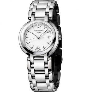 Reloj Longines mujer acero