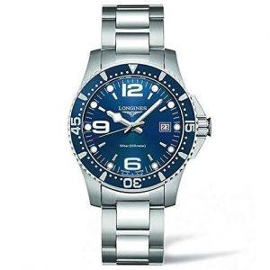 Reloj Longines mujer azul marino