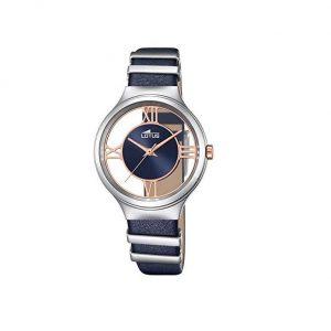Reloj Lotus de mujer azul marino