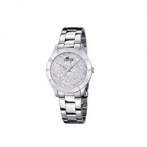 Reloj Lotus de mujer brillantes
