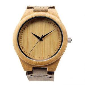Reloj madera mujer ecológico