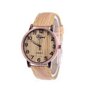 Reloj madera mujer unisex
