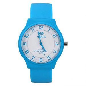 Reloj Marea de mujer azul brillante