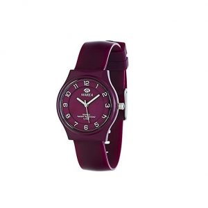 Reloj Marea de mujer granate