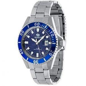 Reloj Marea para hombre de acero inoxidable
