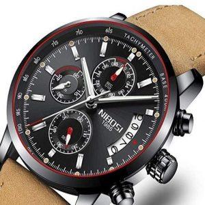 Reloj Marea para hombre impermeable