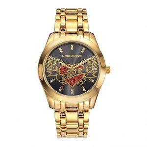 Reloj Mark Maddox mujer corazón