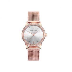 Reloj Mark Maddox mujer rosado