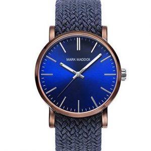 Reloj Mark Maddox para hombre azul