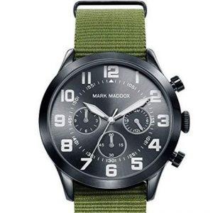 Reloj Mark Maddox para hombre jóvenes